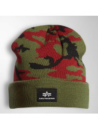 Alpha Industries Beanie X-Fit Camo camouflage