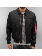 Alpha Industries Bomber jacket CWU LW PM black
