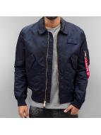 Alpha Industries Bomber jacket CWU LW PM blue