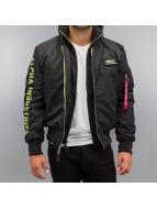 Alpha Industries Bomber jacket MA-1 D-Tec SE green