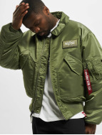 Alpha Industries Bomber jacket CWU/45P Flight green