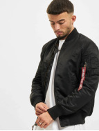 Alpha Industries Bomber MA-1 VF LW noir