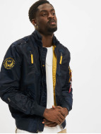 Alpha Industries Bomberjack Falcon II blauw