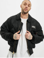 Alpha Industries Bomberjacke CWU/45P Flight schwarz