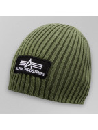 Alpha Industries Bonnet Heavy Rib olive
