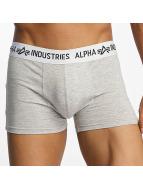 Alpha Industries Boxer Trunk gris