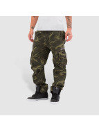 Alpha Industries Cargo pants Jet kamouflage