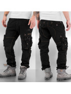 Alpha Industries Cargohose Tough schwarz
