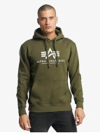 Alpha Industries Hettegensre Basic grøn