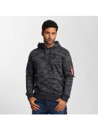 Alpha Industries Hoodies X-Fit camouflage