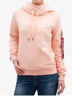 Alpha Industries X-Fit Hoody Apricot