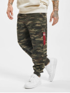 Alpha Industries Jogginghose X-Fit camouflage