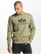 Alpha Industries Jumper Basic olive