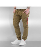 Alpha Industries Pantalon cargo Fuel kaki
