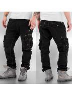 Alpha Industries Pantalone Cargo Tough nero