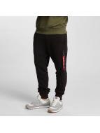 Alpha Industries Pantalone ginnico X-Fit Loose nero