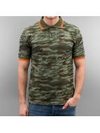 Alpha Industries Pikétröja Twin Stripe Camo kamouflage
