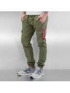 Alpha Industries Reisitaskuhousut Fuel oliivi