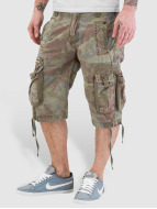 Alpha Industries Terminal C Shorts Woodland Camo