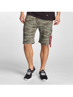 Alpha Industries Shorts X-Fit Cargo mimetico