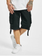 Alpha Industries Shorts Jet noir