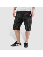 Alpha Industries Shorts Deck schwarz