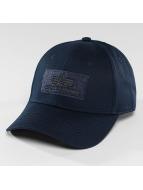 Alpha Industries Snapback Caps Velcro modrý