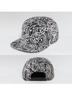 Alpha Industries Snapback Caps Tonga valkoinen