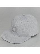 Alpha Industries Snapback X-Fit gris