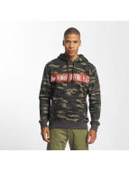 Alpha Industries Sweat capuche RBF camouflage