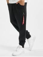 Alpha Industries X-Fit Cargo Sweat Pants Black