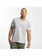 Alpha Industries T-Shirt 3D grau