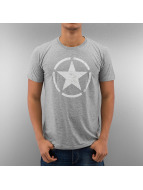 Alpha Industries T-Shirt Star gris