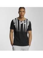 Alpha Industries T-Shirt Fade Out schwarz