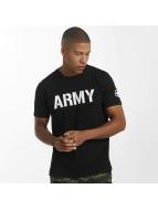 Alpha Industries T-Shirt Army schwarz