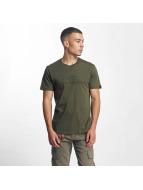 Alpha Industries T-Shirt 3D vert