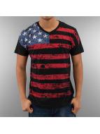 Alpha Industries t-shirt US zwart