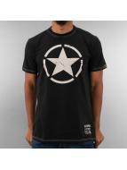 Alpha Industries t-shirt Star zwart