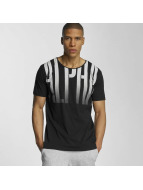 Alpha Industries T-Shirty Fade Out czarny