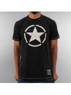 Alpha Industries Star T-Shirt Black