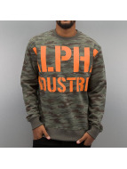 Alpha Industries trui All Over camouflage