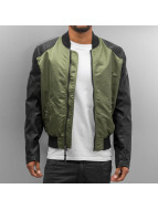 Alpha Industries Übergangsjacke Dirt Bike grün