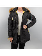 Alpha Industries Winter Jacket PPS N3B black