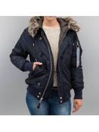 Alpha Industries Winter Jacket Artic blue