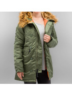 Alpha Industries Winter Jacket N3B VF 59 green