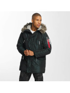 Alpha Industries Winterjacke N3-B R grün