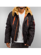 Alpha Industries Winterjacke PPS N2B schwarz