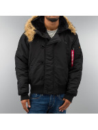 Alpha Industries Winterjacke N2B schwarz