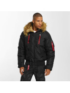 Alpha Industries winterjas PPS N2B zwart
