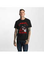 Amplified Camiseta Metallica Kill Em All negro
